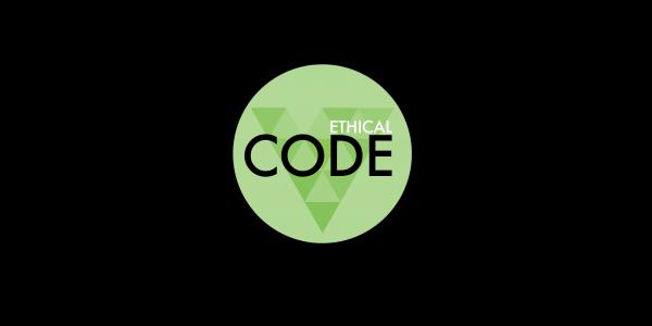 logo ethical code website VV